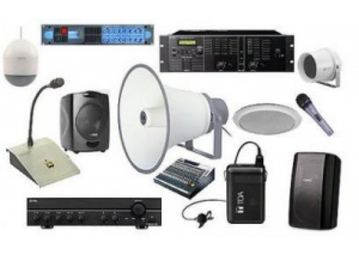 سیستم صوت و پیجینگ